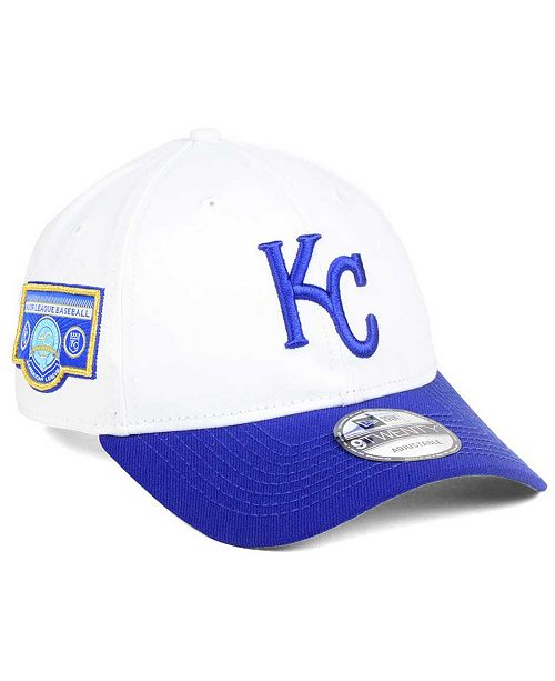 meet 4d985 df1e4 New Era. Kansas City Royals Coop Banner Patch 9TWENTY Strapback Cap. Be the  first to Write a Review. main image  main image ...