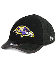 New Era Boys' Baltimore Ravens Training 39THIRTY Cap