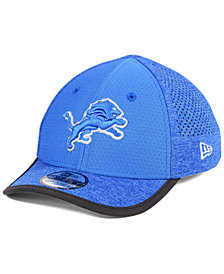 New Era Boys' Detroit Lions Training 39THIRTY Cap