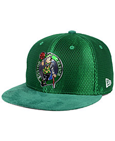 New Era Boston Celtics On-Court Collection Draft 59FIFTY Fitted Cap