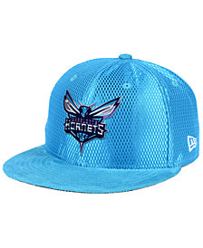 New Era Charlotte Hornets On-Court Collection Draft 59FIFTY Fitted Cap