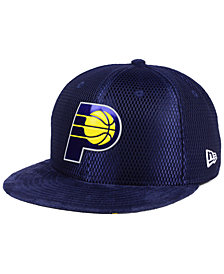 New Era Indiana Pacers On-Court Collection Draft 59FIFTY Fitted Cap