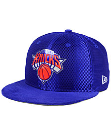 New Era New York Knicks On-Court Collection Draft 59FIFTY Fitted Cap