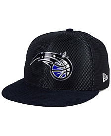 New Era Orlando Magic On-Court Collection Draft 59FIFTY Fitted Cap