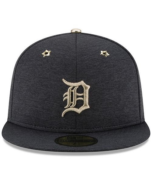hot sale online 85623 a680b low price new era. boys detroit tigers 2017 all star game patch 59fifty  fitted cap