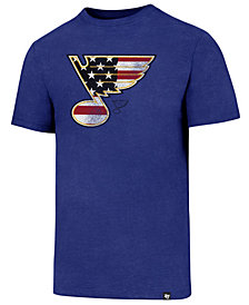 '47 Brand Men's St. Louis Blues Americana T-Shirt
