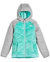 The North Face Perseus Reversible Jacket, Little Girls (4-6X) & Big Girls (7-16)