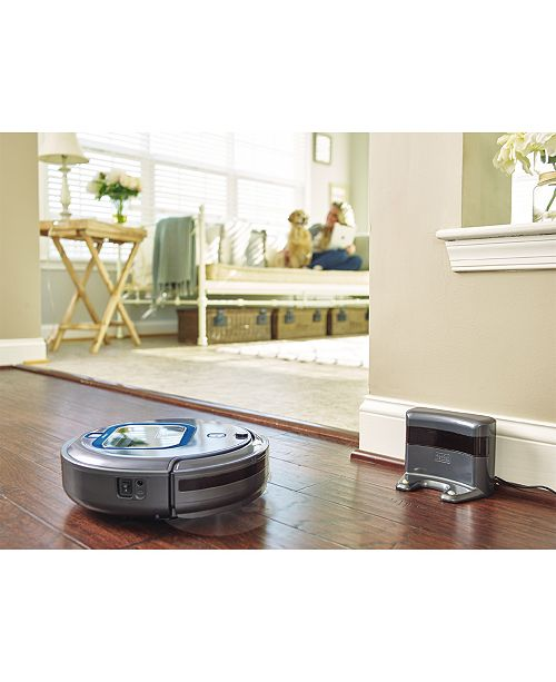 Black & Decker HRV415B00 Robotic Vacuum