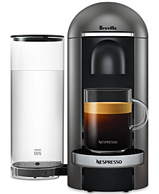 Nespresso Breville  VertuoPlus Deluxe Coffee & Espresso Maker