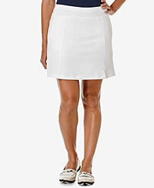 Opti-Dri Knit Golf Skort