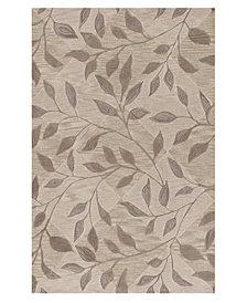 "Dalyn Area Rug, Studio SD21 Ivory 3' 6"" x 5' 6"""