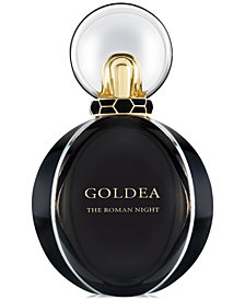 BVLGARI Goldea The Roman Night Fragrance Collection
