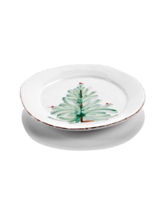Lastra Holiday Canape Plate