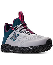 New Balance Men's Trailbuster Fresh Foam Casual Sneakers from Finish Line