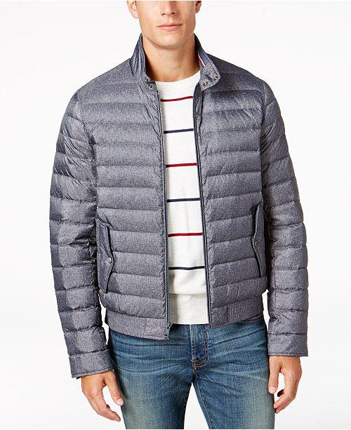 1af4dafb ... Tommy Hilfiger Men's Markham Insulator Jacket, Created for Macy's ...
