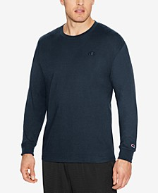 Men's Long-Sleeve Jersey T-Shirt