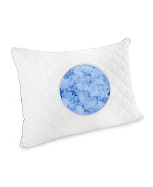 Quilted Gel-Infused Cluster Memory Foam Pillows, Created for Macy's