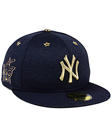 New Era New York Yankees 2017 All Star Game Patch 59FIFTY Fitted Cap