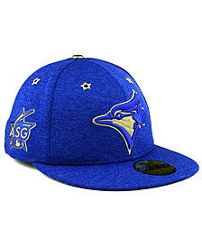 New Era Toronto Blue Jays 2017 All Star Game Patch 59FIFTY Fitted Cap