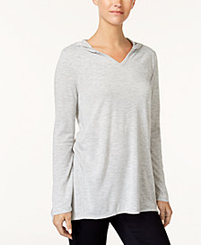 Style & Co Hoodie Tunic, Created for Macy's