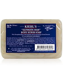 Kiehl's Since 1851 Ultimate Man Body Scrub Soap, 7 oz.