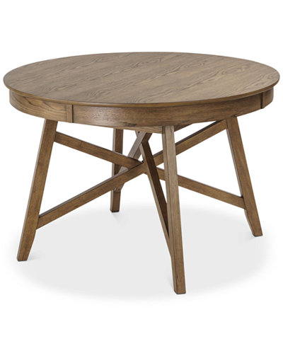 Brennan Round Dining Table, Quick Ship