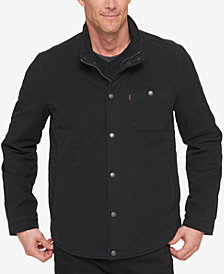 Levi's® Men's Front-Zip Shirt Jacket