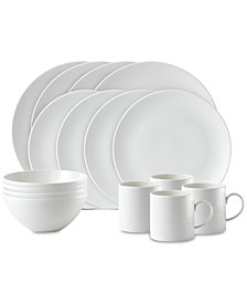 Wedgwood Gio 16-Piece Dinnerware Set, Service for 4
