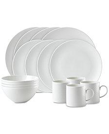 Wedgwood Gio 16-Piece Dinnerware Set, Service for 4