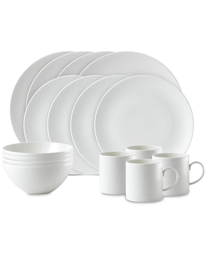 Wedgwood - Gio 16-Piece Dinnerware Set