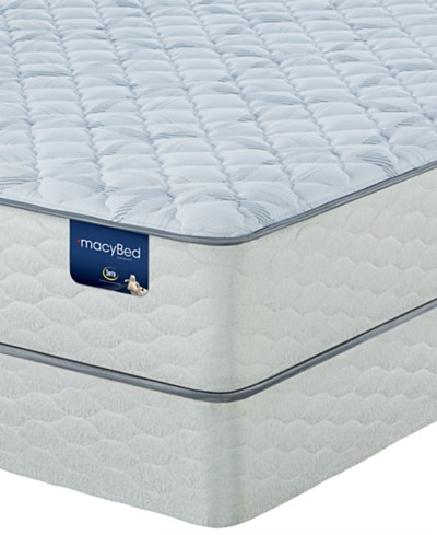 MacyBed Lakemere Firm Mattress Set - King