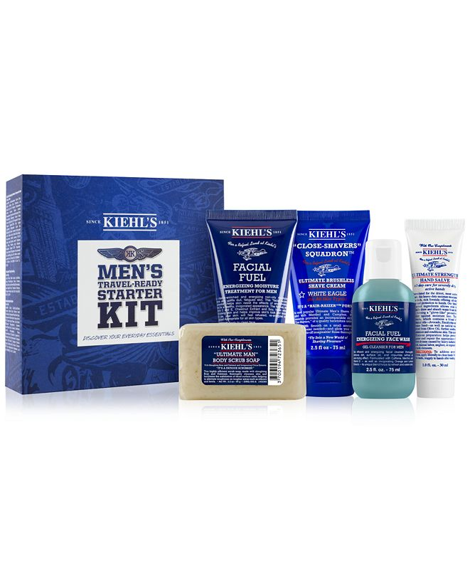 Kiehl's Since 1851 5-Pc. Men's Starter Set