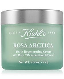 Kiehl's Since 1851 Rosa Arctica Youth Regenerating Cream, 2.5-oz.