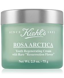 Kiehl's Since 1851 Rosa Arctica Youth Regenerating Cream, 2.5-oz.