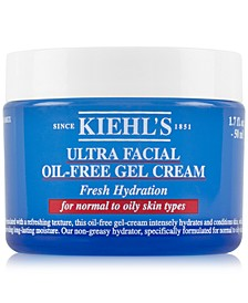 Ultra Facial Oil-Free Gel Cream, 1.7-oz.