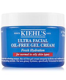 Kiehl's Since 1851 Ultra Facial Oil-Free Gel Cream, 1.7-oz.