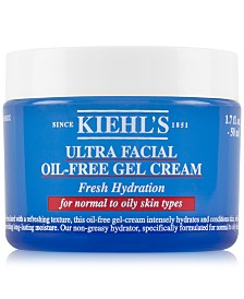 Kiehl's Since 1851 Ultra Facial Oil-Free Gel Cream, 1.7-oz.