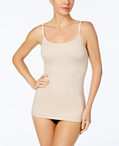 f6a8bfc53e Maidenform Women s Firm Control Fat Free Long Length Tank 3266