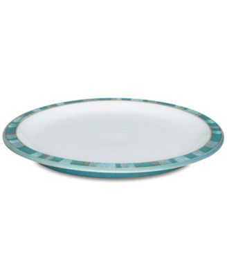 Dinnerware Azure Patterned Dinner Plate  sc 1 st  Macy\u0027s & Denby Dinnerware Azure Collection - Dinnerware - Dining ...