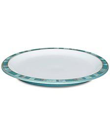 Dinnerware, Azure Patterned Dinner Plate