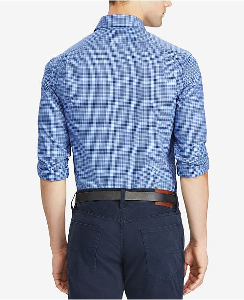 Men's Casual Slim Polo Fit Reviews Iron Shirtamp; Ralph Non Lauren NwkZPX8nO0