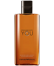Emporio Armani Stronger With You All-Over Body Shampoo, 6.7 oz.
