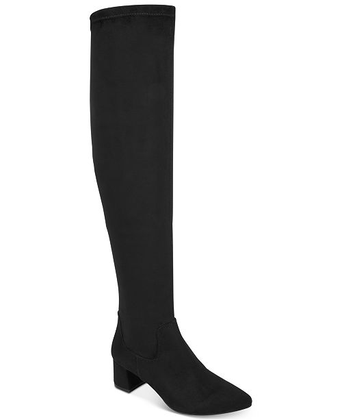 bc3c45daf Rialto Martha Pointed Toe Over-The-Knee Boots & Reviews - Boots ...