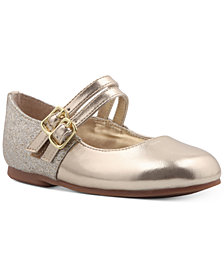 Nina Genette Ballet Flats, Toddler Girls & Little Girls