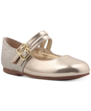 Nina Genette Ballet Flats Toddler  Little Girls (453)