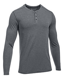 Under Armour Men's Threadborne Siro Henley Shirt