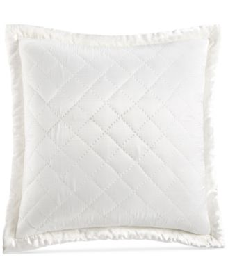 Trousseau Cotton Quilted European Sham, Created for Macy's