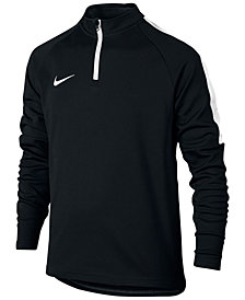 Nike Dri-FIT Academy Football Drill Shirt, Big Boys