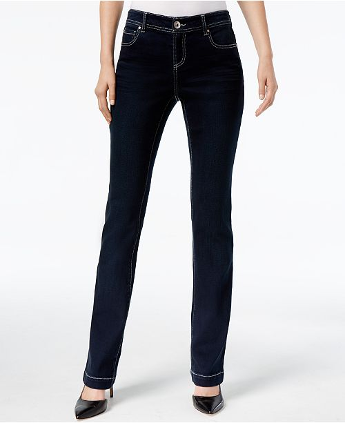 Fit INC C Created Macy's Curvy Pocket I Wash for 5 International N Bootcut Concepts Orion Jeans qPxrwP