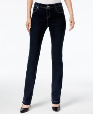 I.n.c. Curvy-Fit 5-Pocket Bootcut Jeans, Created for Macy's 7481929